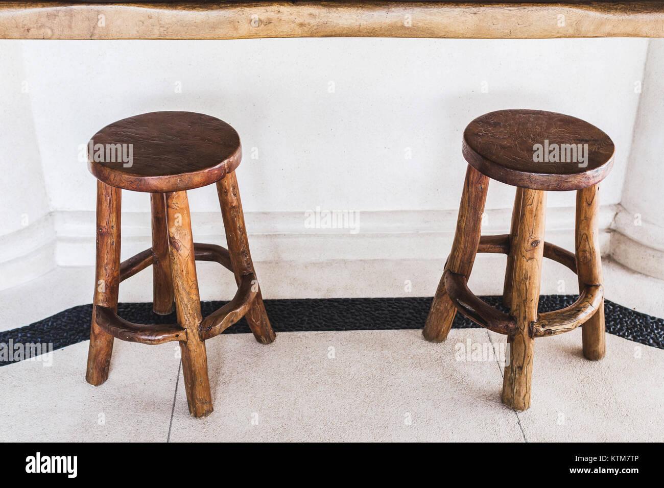 Sgabelli da bar in legno porcellana sedia di legno degli sgabelli