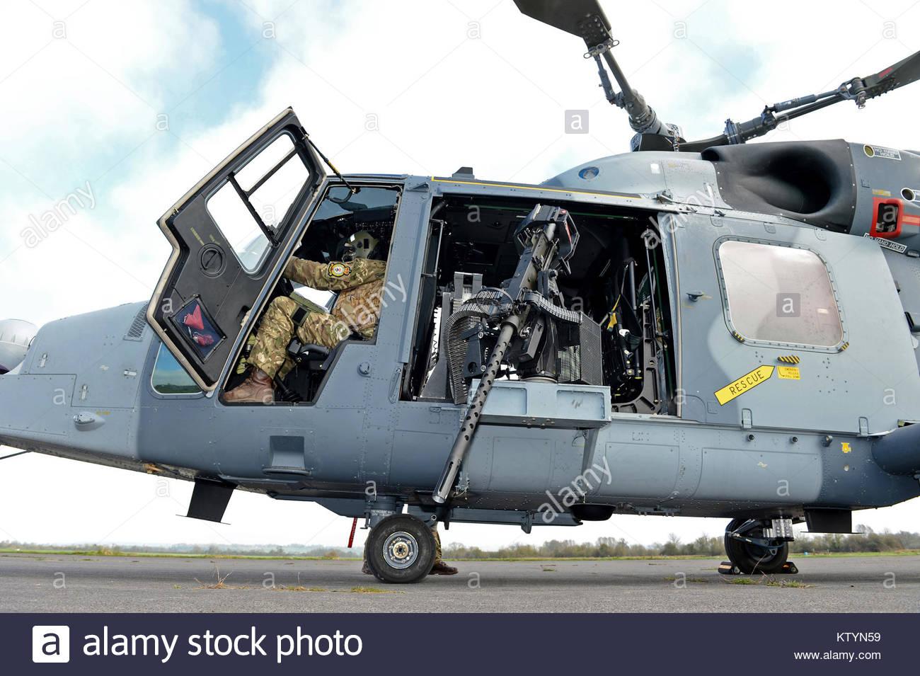 L Elicottero Posizione : Nella foto è un esercito aria corps aac wildcat mk elicottero