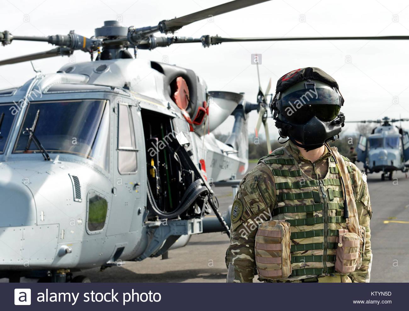 L Elicottero Posizione : Nella foto è un esercito aria corps aac wildcat mk elicottero e