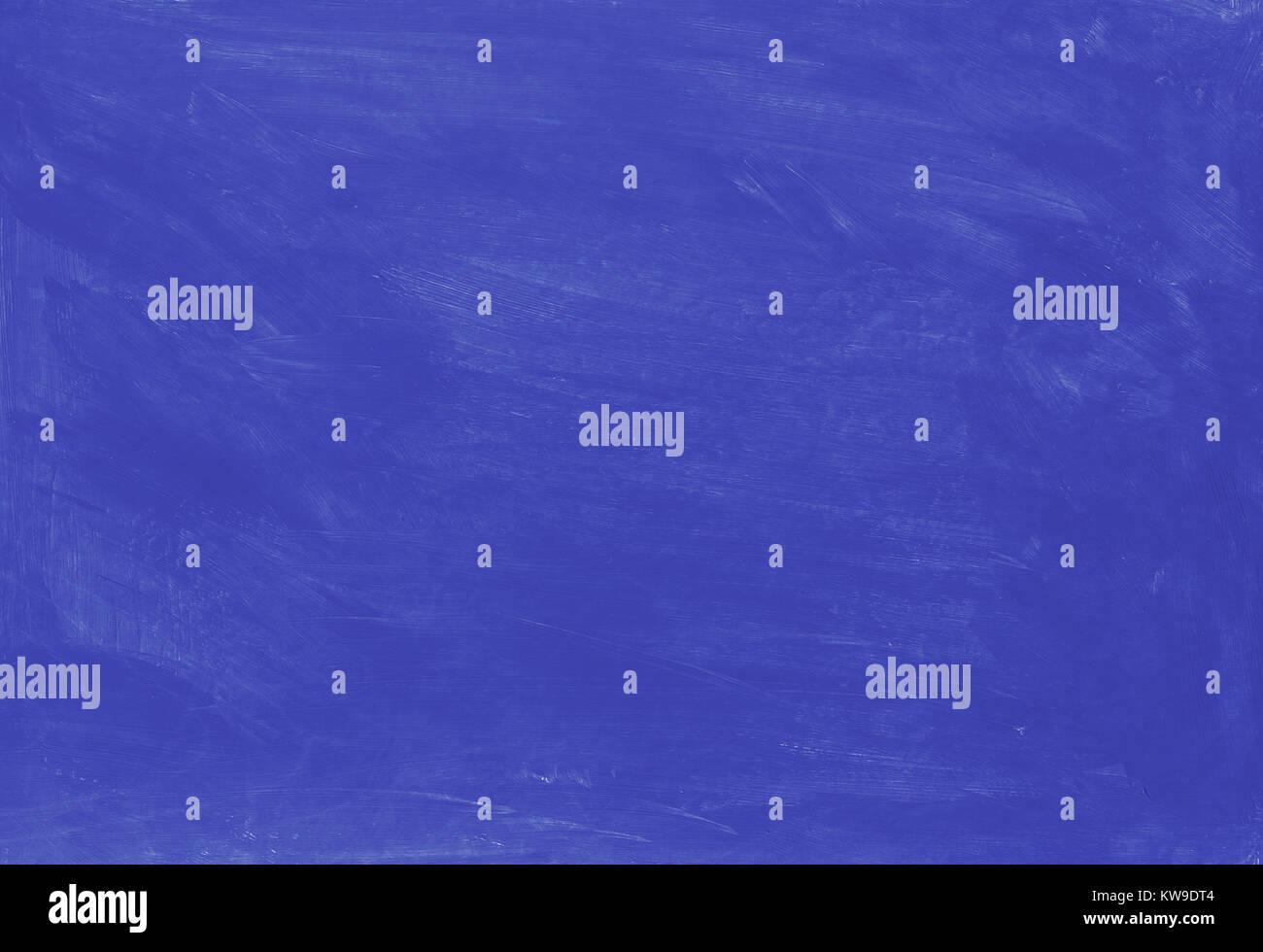 Dipinto Di Blu Texture Di Sfondo Astratto Con Pennellate In Grigio E