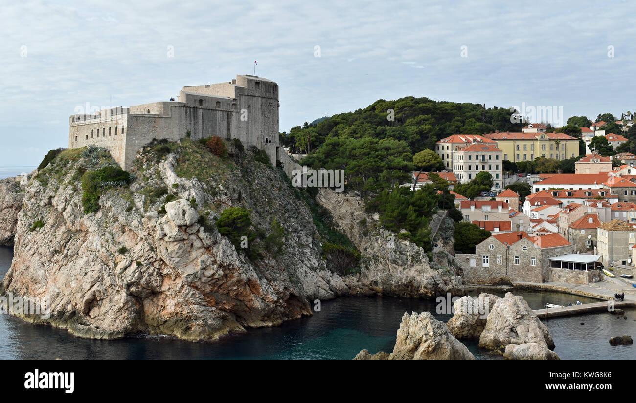 Giorni di Dubrovnik Immagini Stock