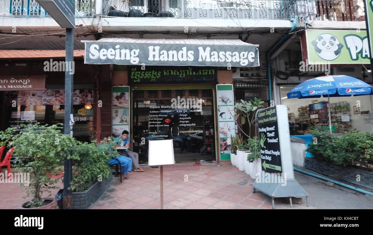 Sesso massaggio Phnom Penh