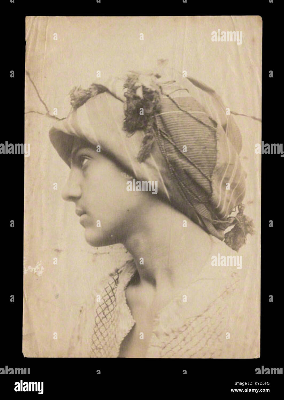 Pluschow, Wilhelm von (1852-1930) - n. 1298 - Galdi col turbante - da - p arcadiennes Immagini Stock