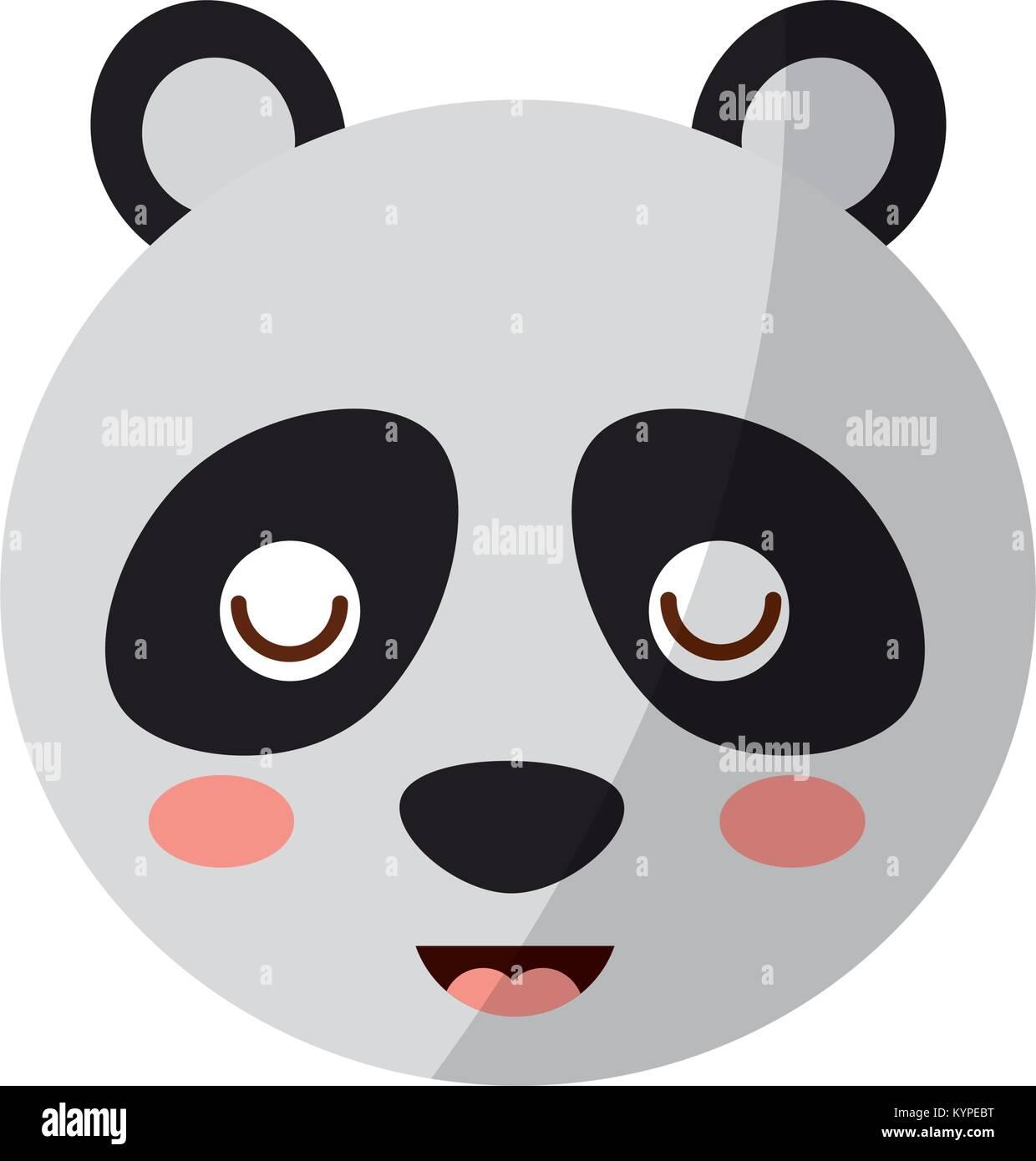 Clip art e grafiche vettoriali gratuite di orso panda animale con