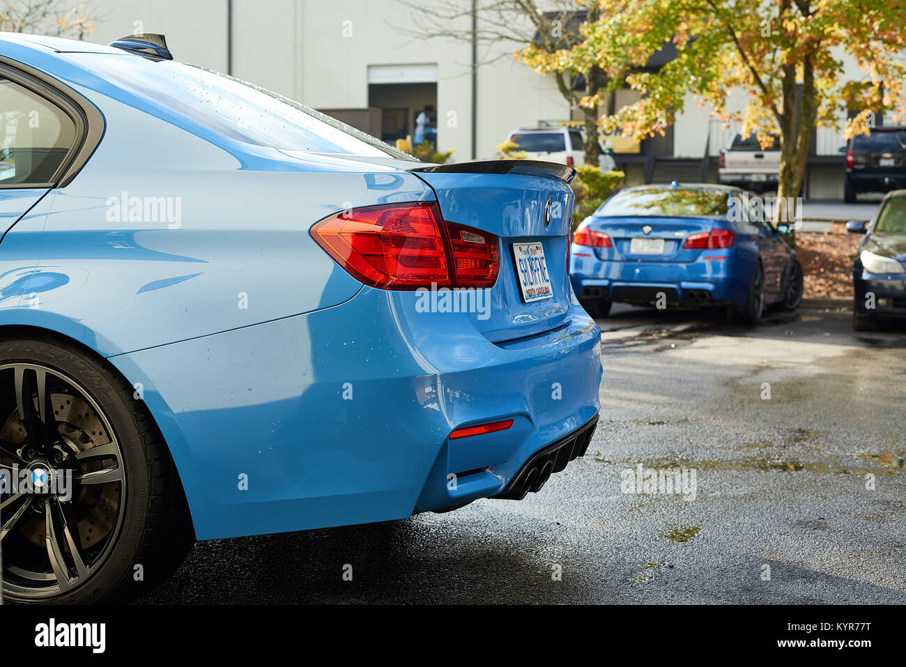 Bmw M3 Car Immagini & Bmw M3 Car Fotos Stock Alamy