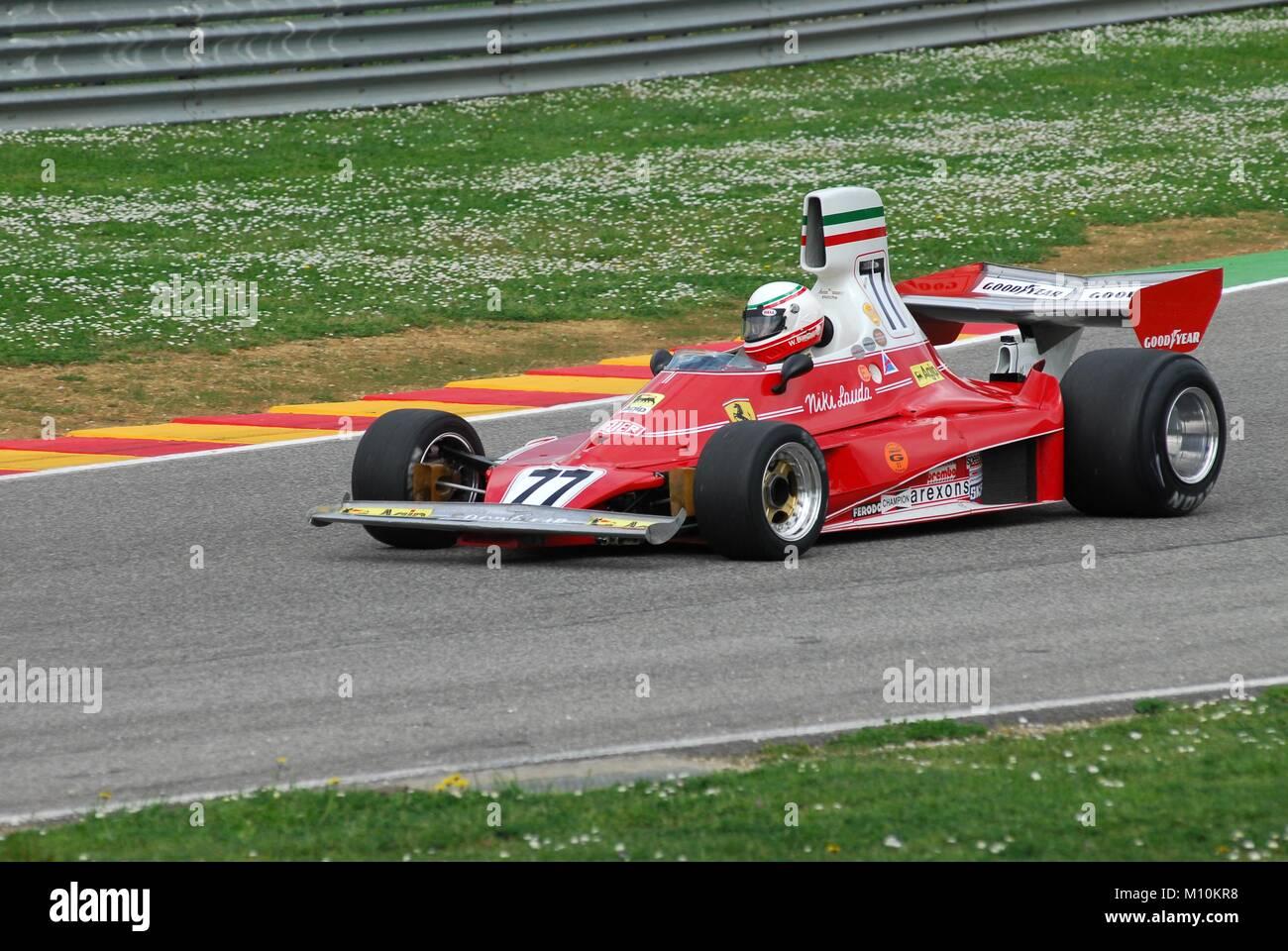 Circuito Del Mugello : Sul circuito del mugello il 1 aprile 2007: sconosciuto eseguire con