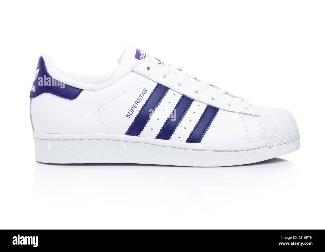 LONDON, Regno Unito 24 gennaio 2018: Adidas Originals