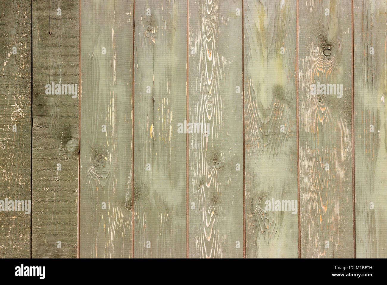 Legno Naturale Bianco : Vintage sfondo bianco di legno naturale vecchio muro foto