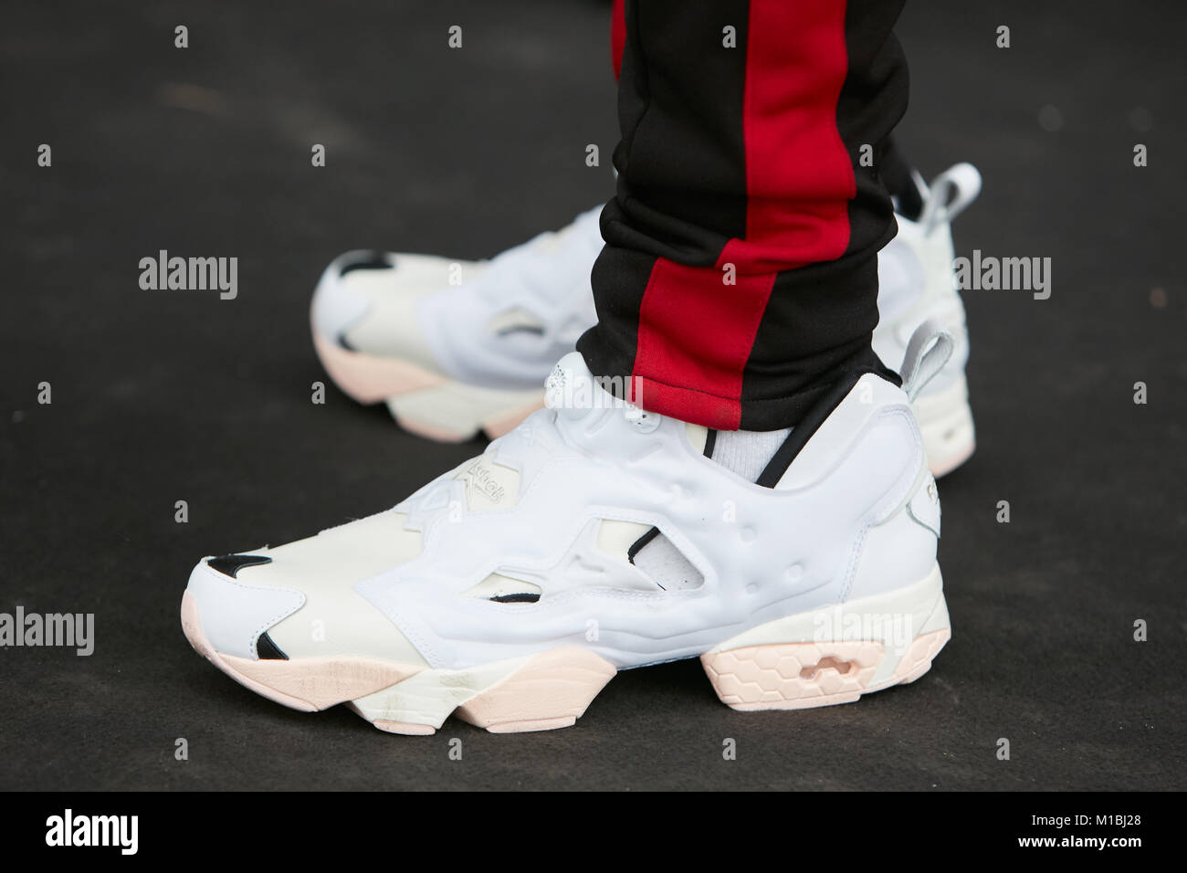 Reebok Shoes Immagini & Reebok Shoes Fotos Stock Alamy