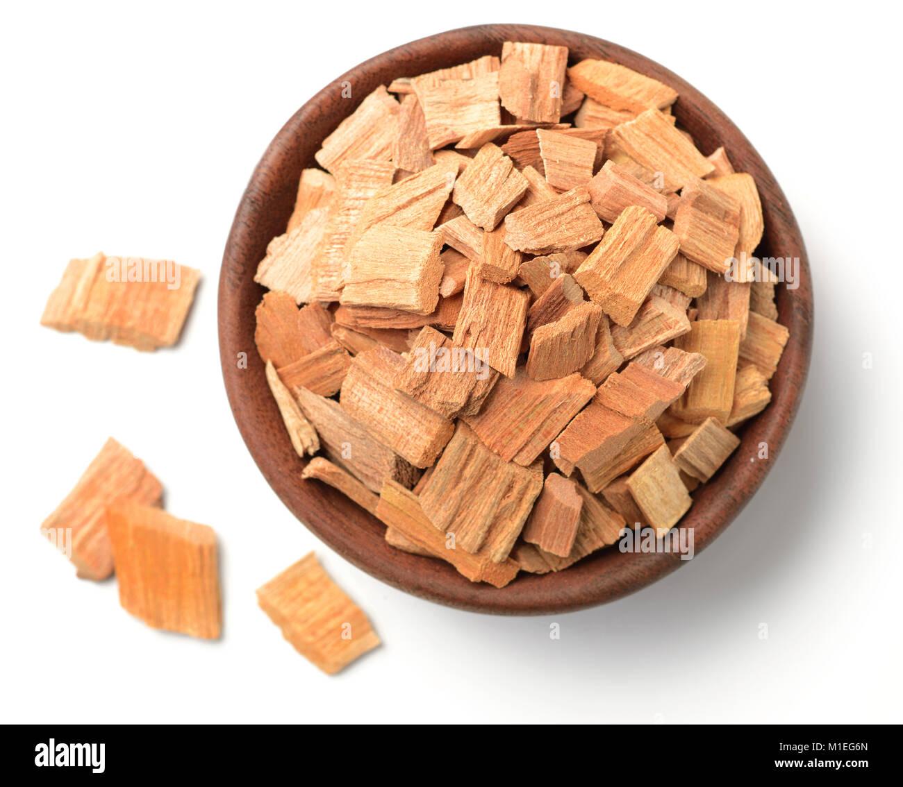 Pezzi di legno di sandalo in ciotola di legno 9e5504246f0