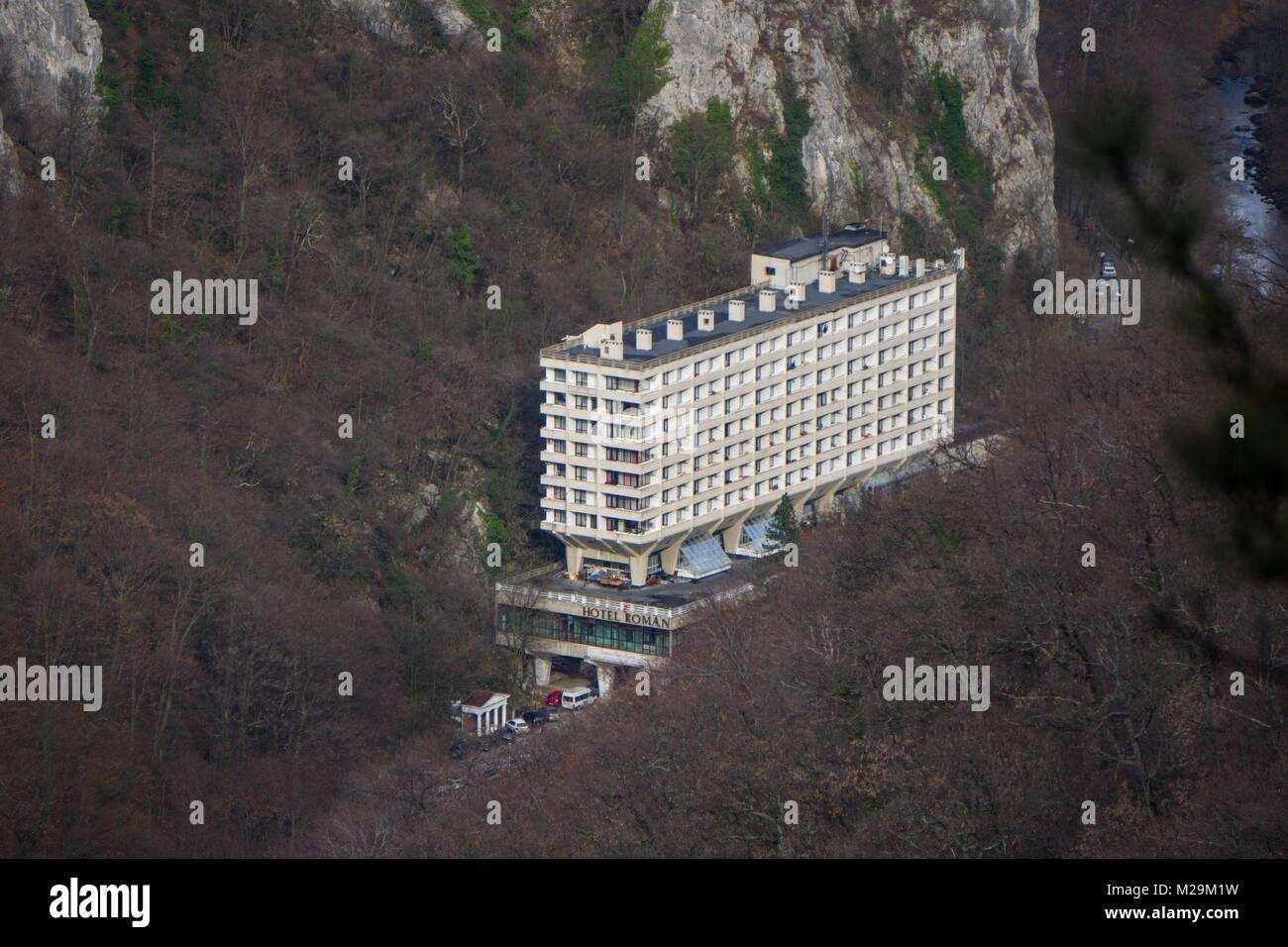 Baile herculane romania l 39 hotel romano in for Il tuo account e stato attaccato