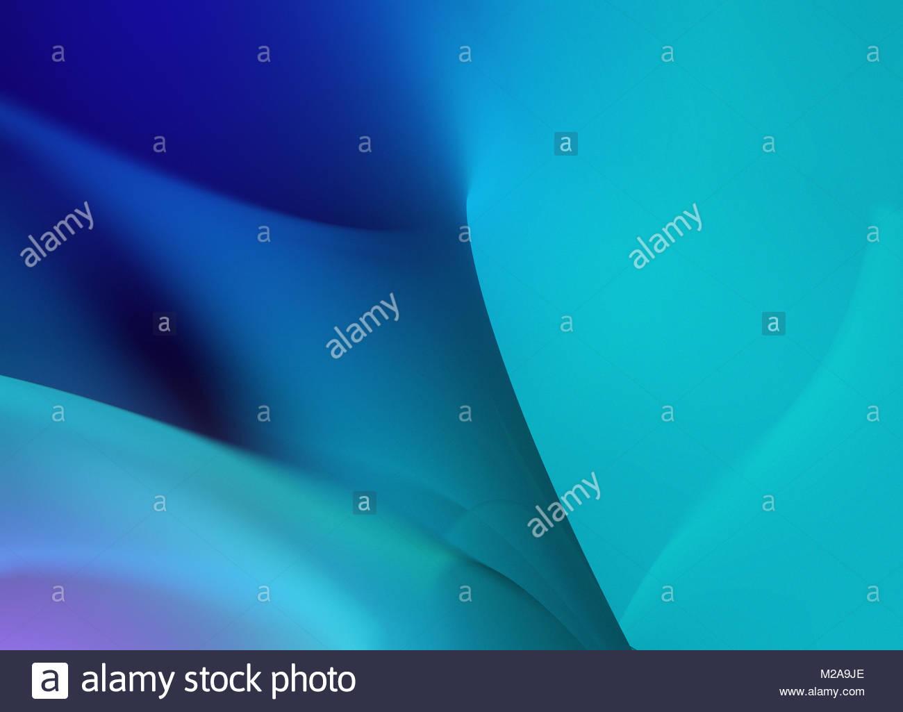 Abstract gli sfondi blu pattern Immagini Stock
