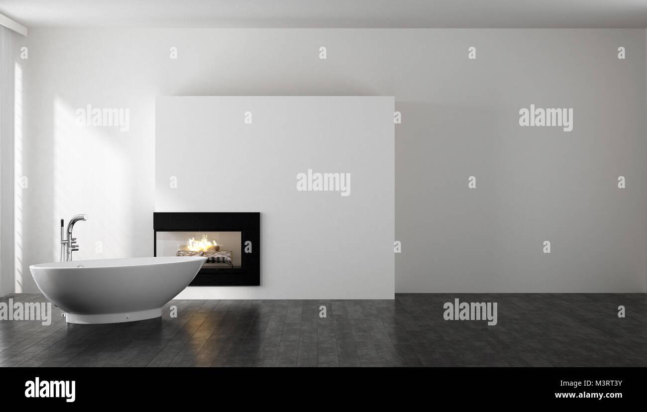Bagno Stile Minimalista : Bagno minimal moderno rivestimento parete ceramiche fap lumina