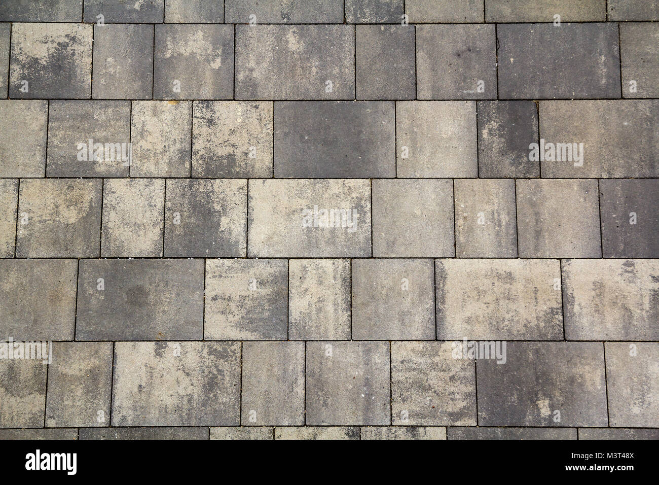 Piastrelle grigie sullo sfondo. piastrella classica texture a parete