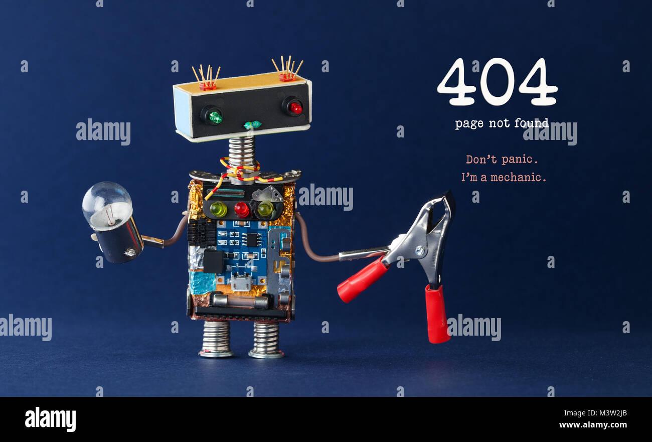 Master robot immagini & master robot fotos stock alamy