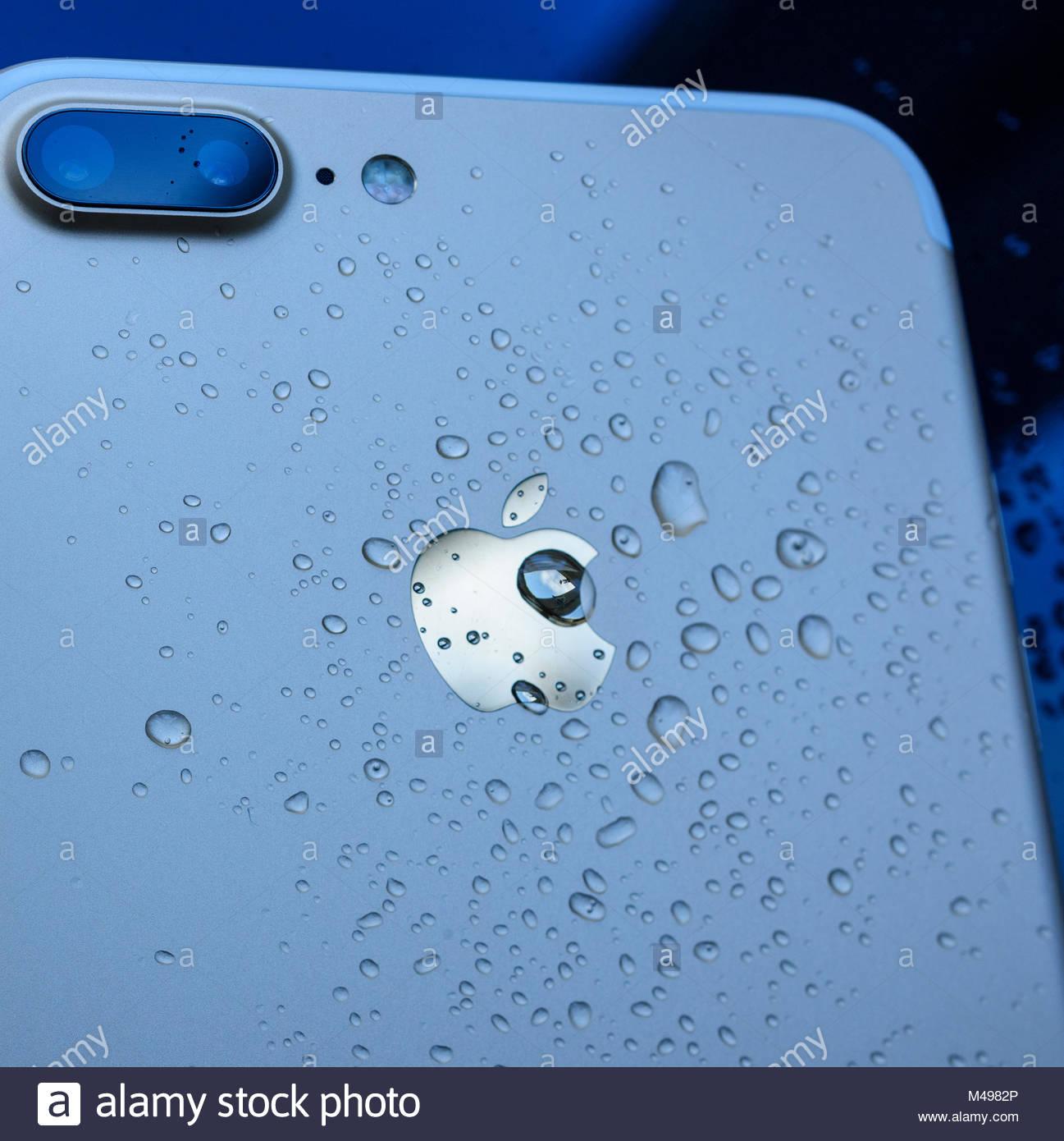 Iphone 7 Plus Immagini Iphone 7 Plus Fotos Stock Alamy