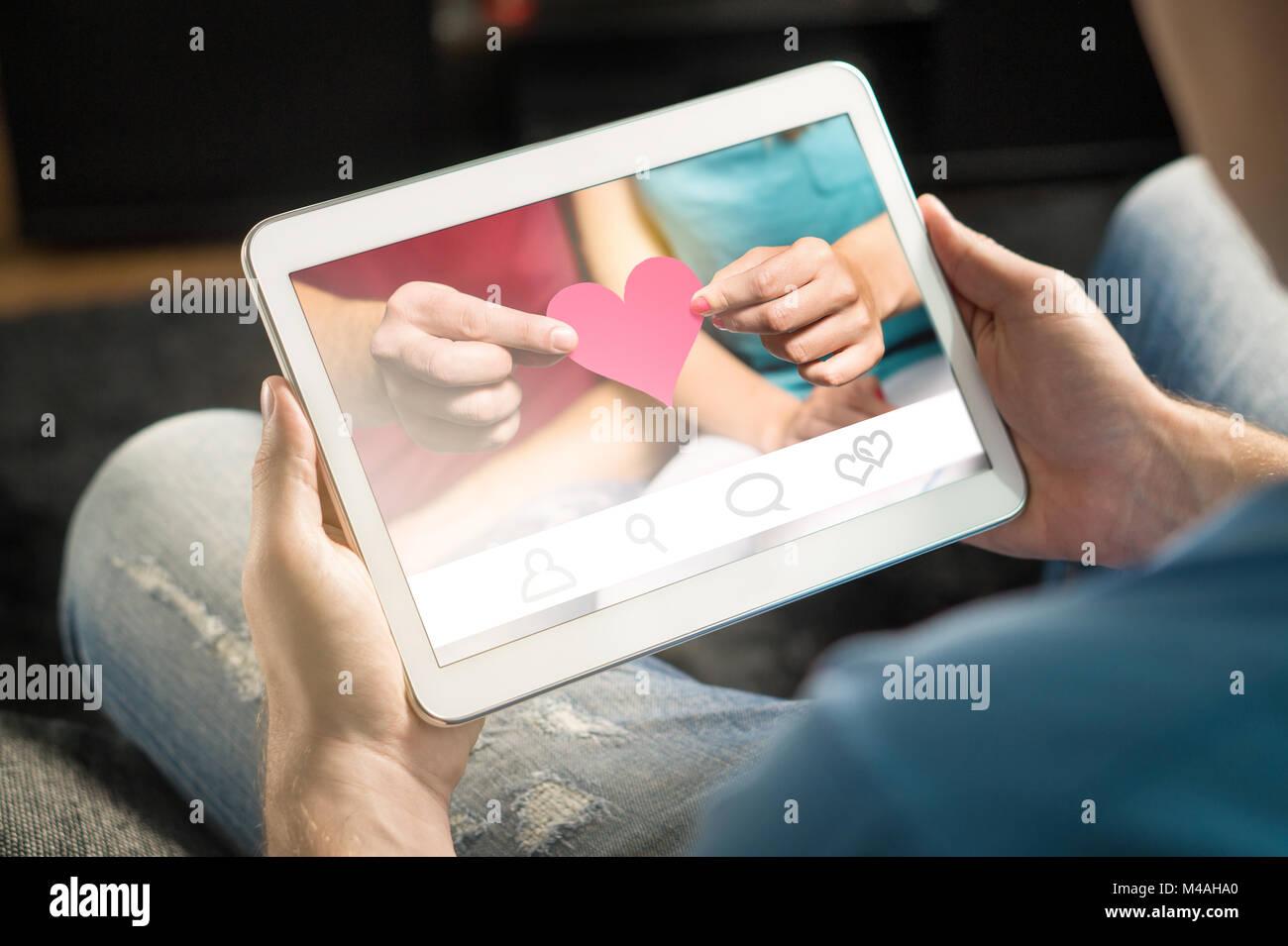 nero uomo dating siti Web