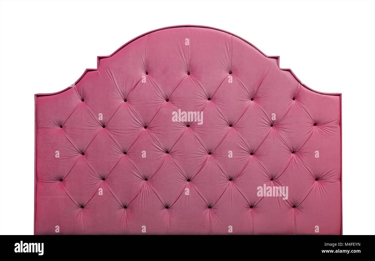 Divano Forma Rosa : Forma viola pastello colore rosa in morbido velluto capitone tessuto