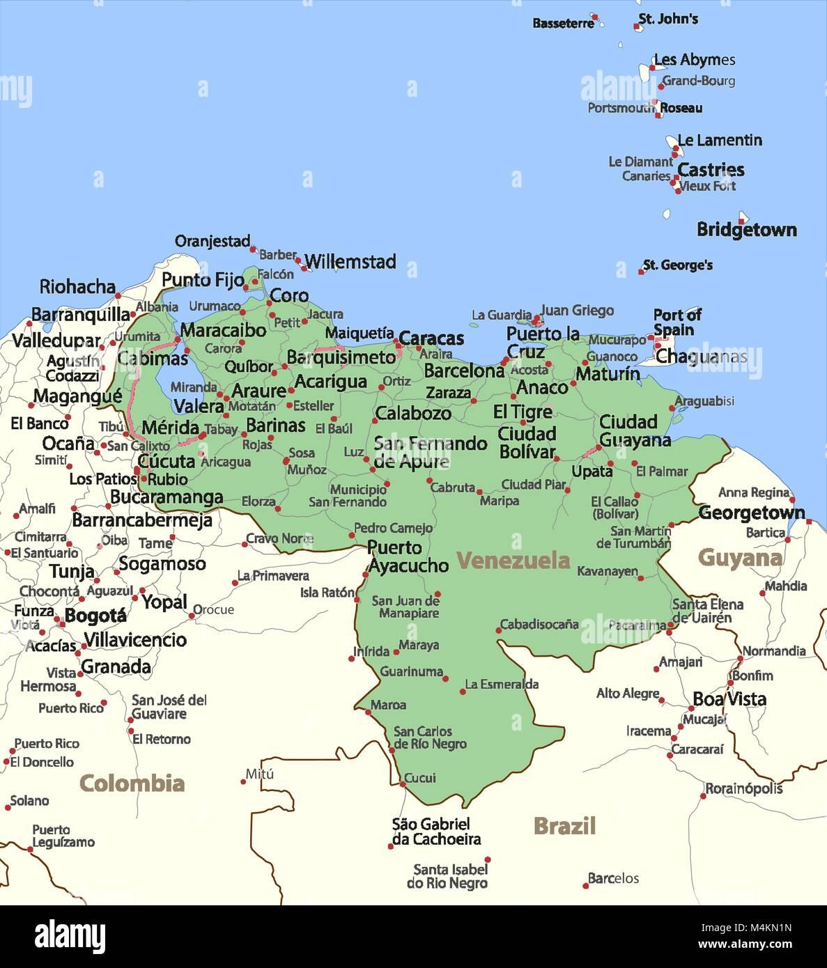 Datazione Venezuela