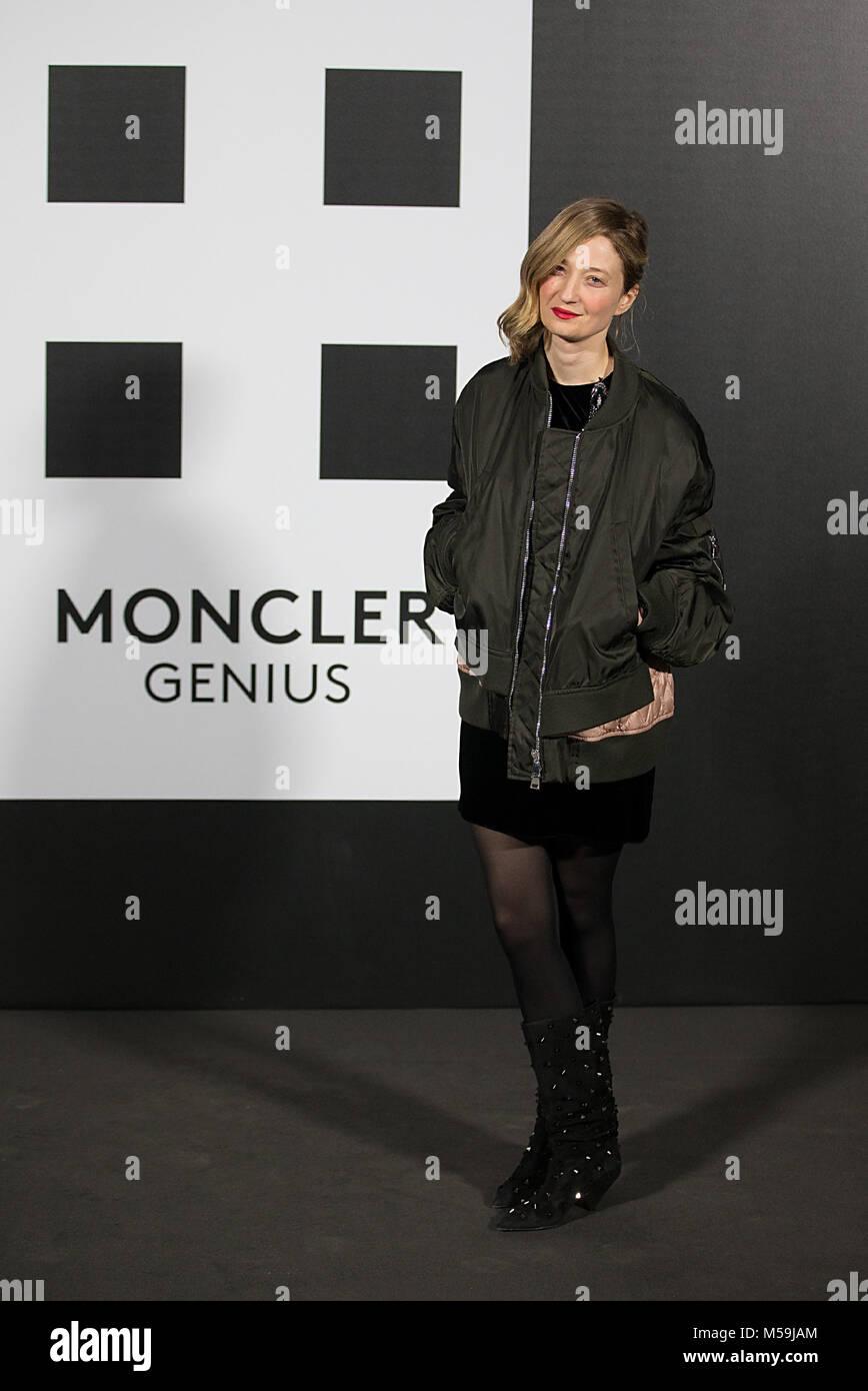 best authentic ced37 e7313 Milano, Italia. Xx Febbraio 2018. L'attrice Alba Rohrwacher ...
