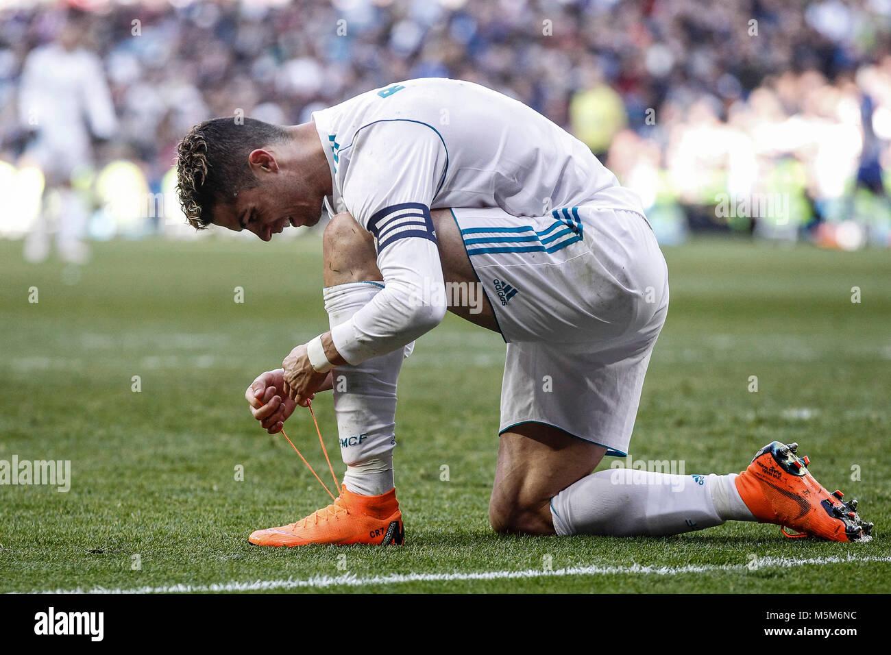 Tutte le scarpe di Cristiano Ronaldo al Real Madrid Fútbol