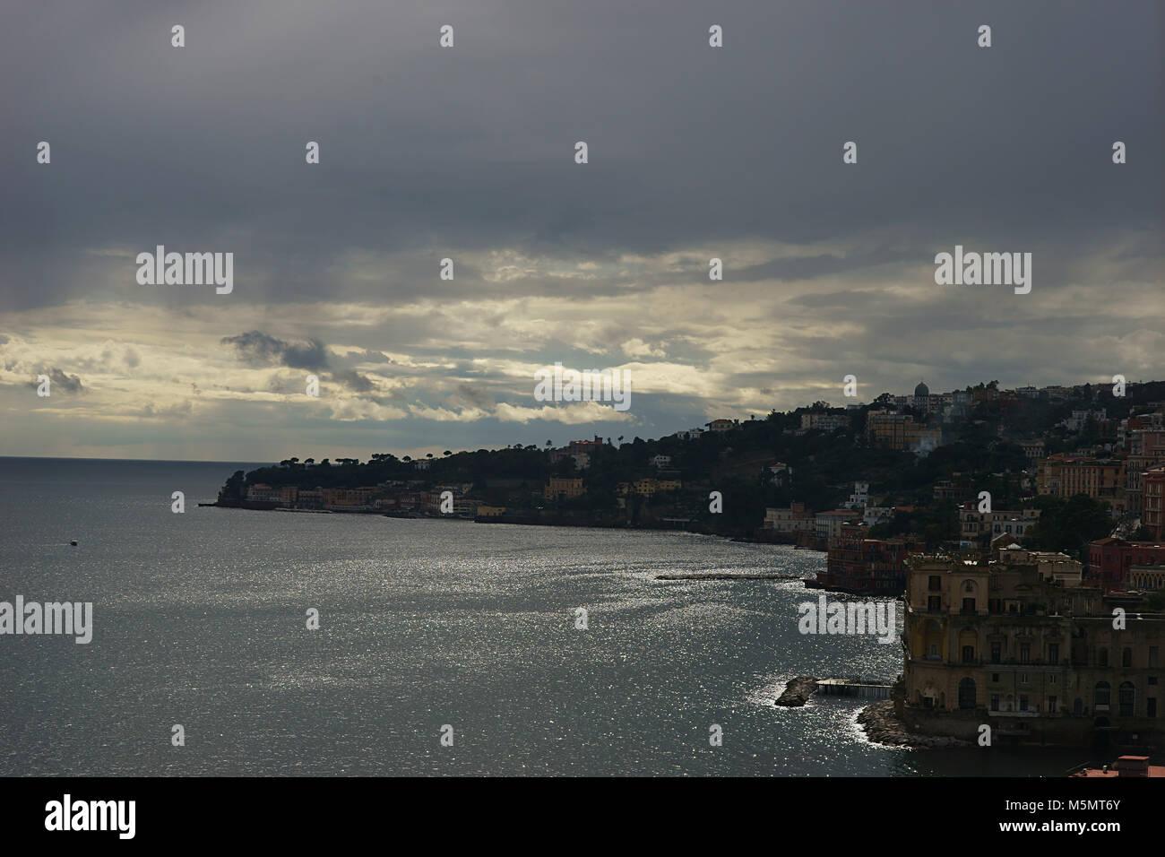 Landscape Of Posillipo Immagini & Landscape Of Posillipo Fotos Stock ...