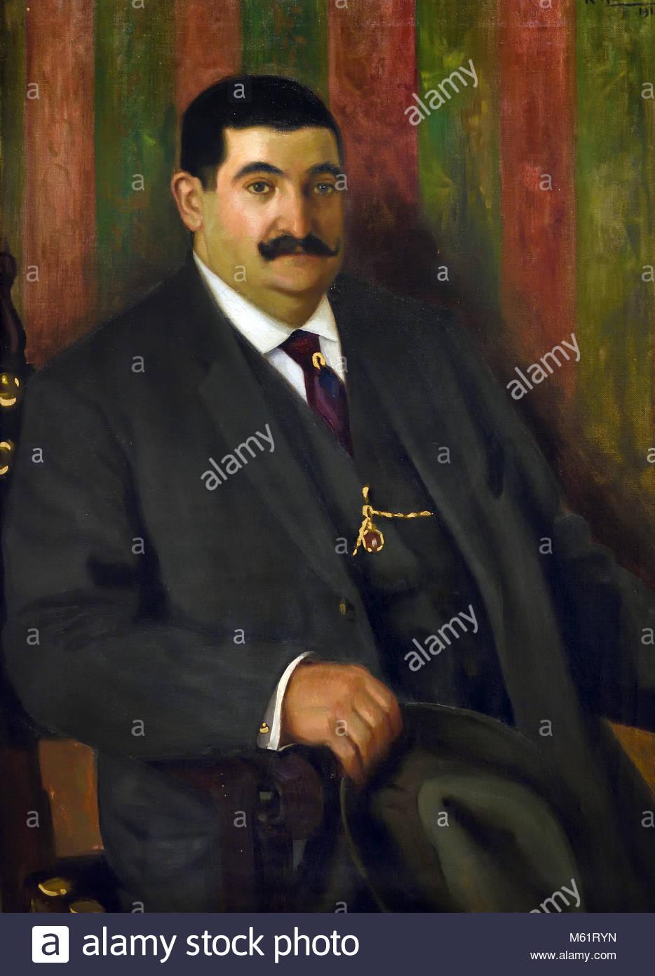 Aguado Arnal Rafael 1880-1951 20esimo secolo Spagna, Spagnolo, Immagini Stock