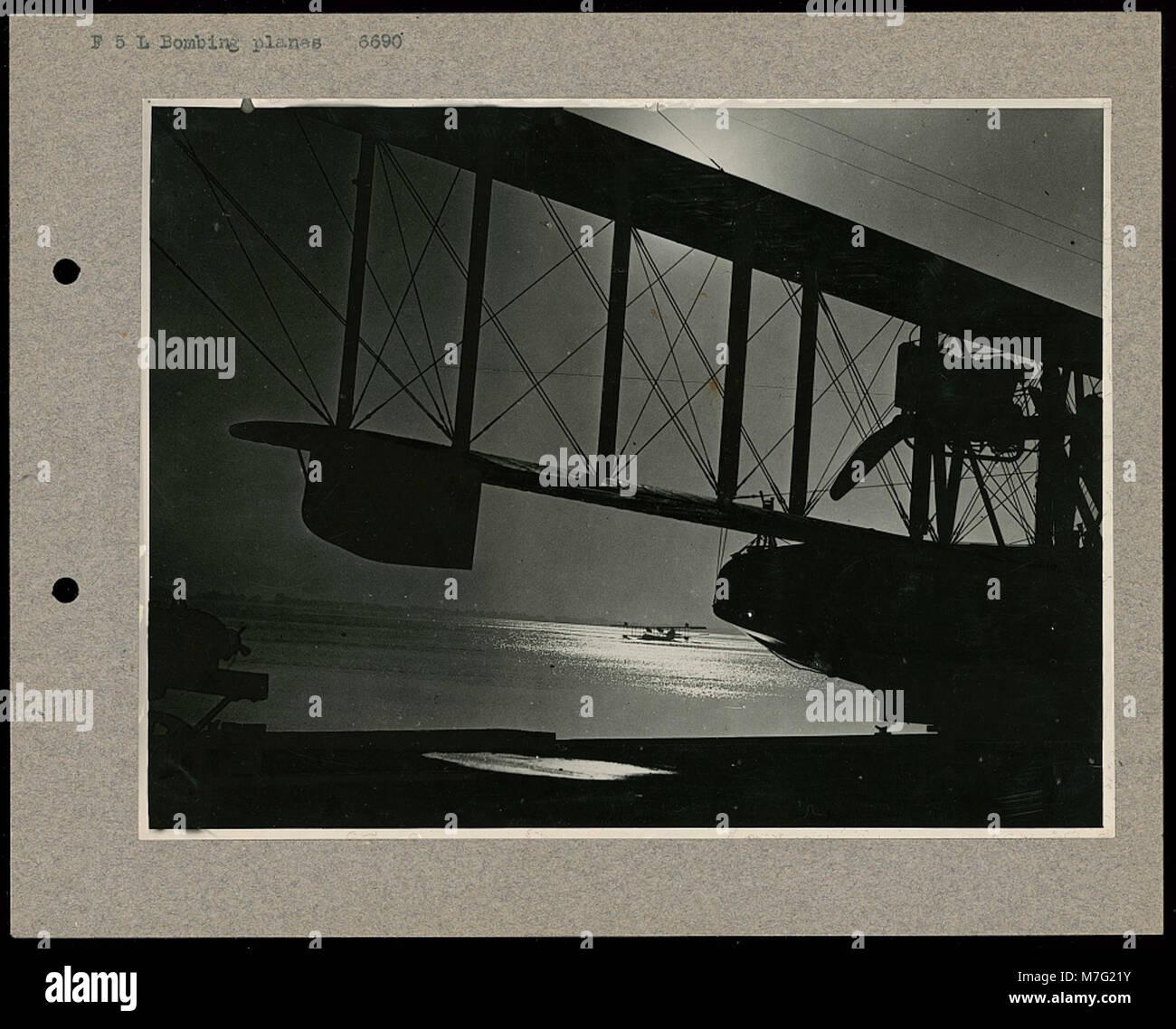 Stanley Bailey aerei datazione