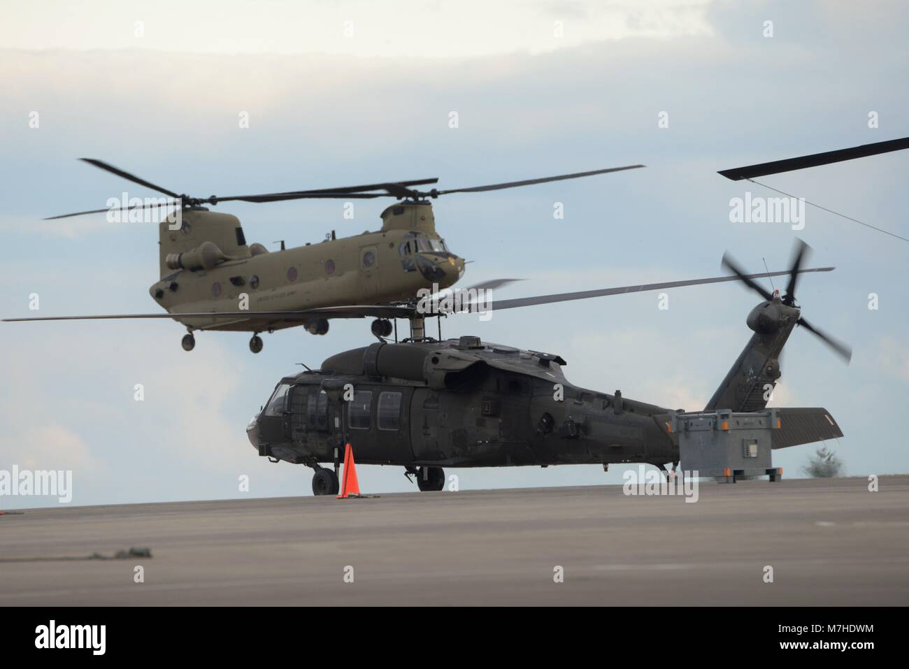 Elicottero Ch : Un u s esercito ch elicottero chinook dal ° aria brigata di