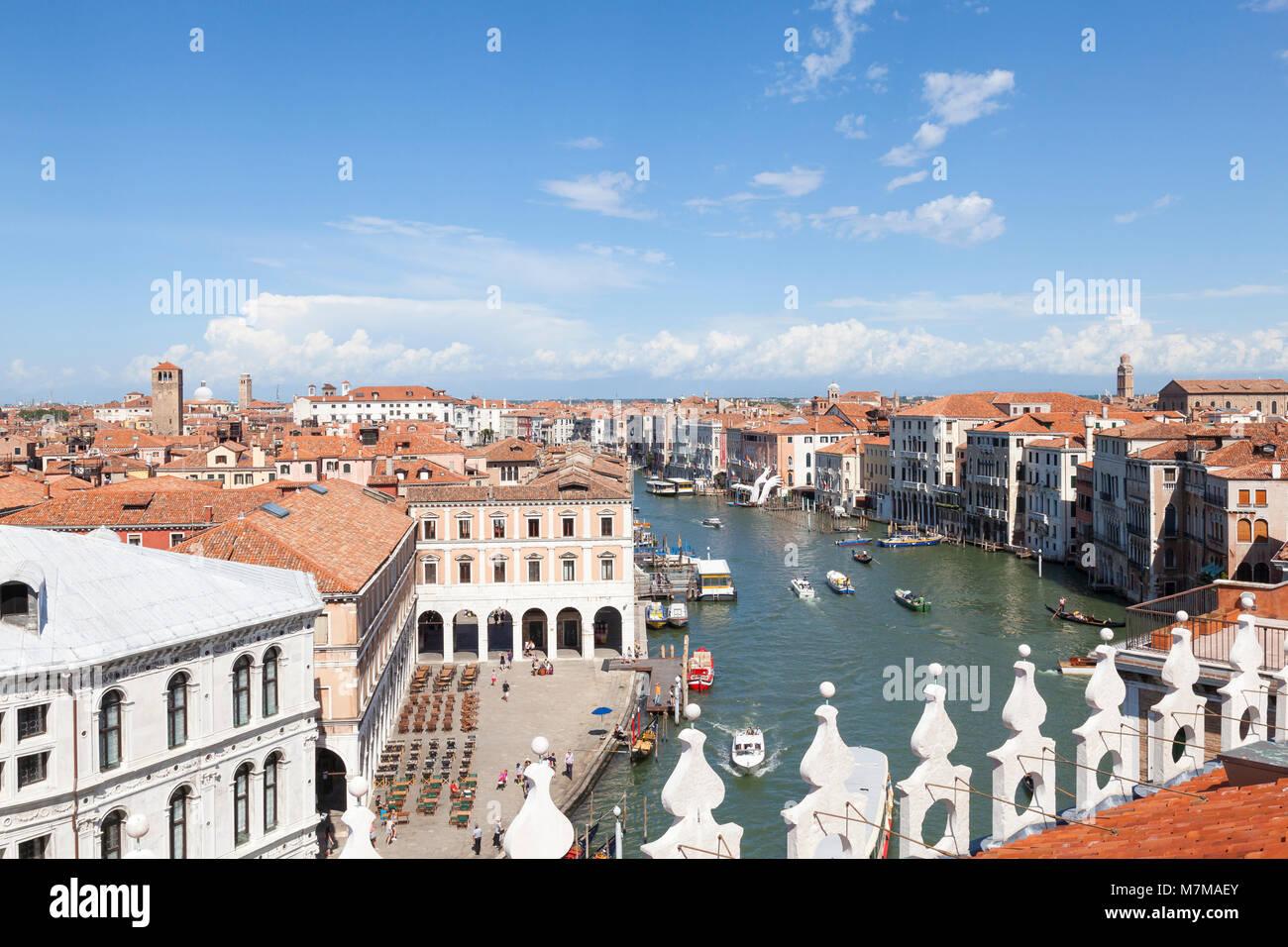Canal Grande Aerial Immagini Canal Grande Aerial Fotos
