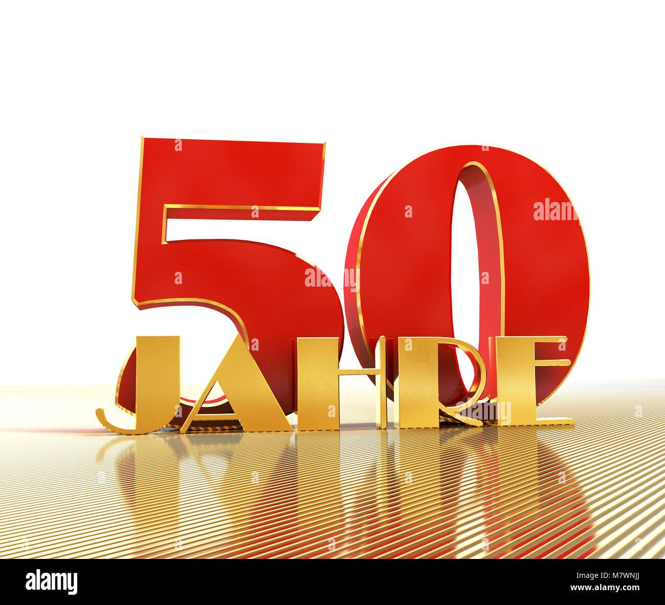 46ca143889131 Golden numero cinquanta (numero 50) e la parola