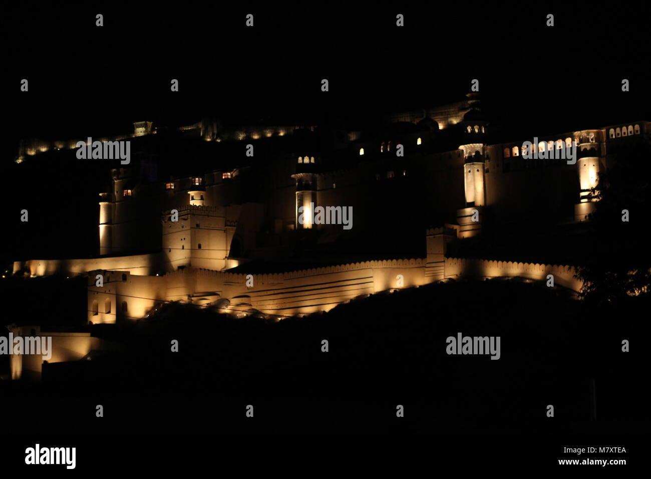 Amber Fort Immagini Stock