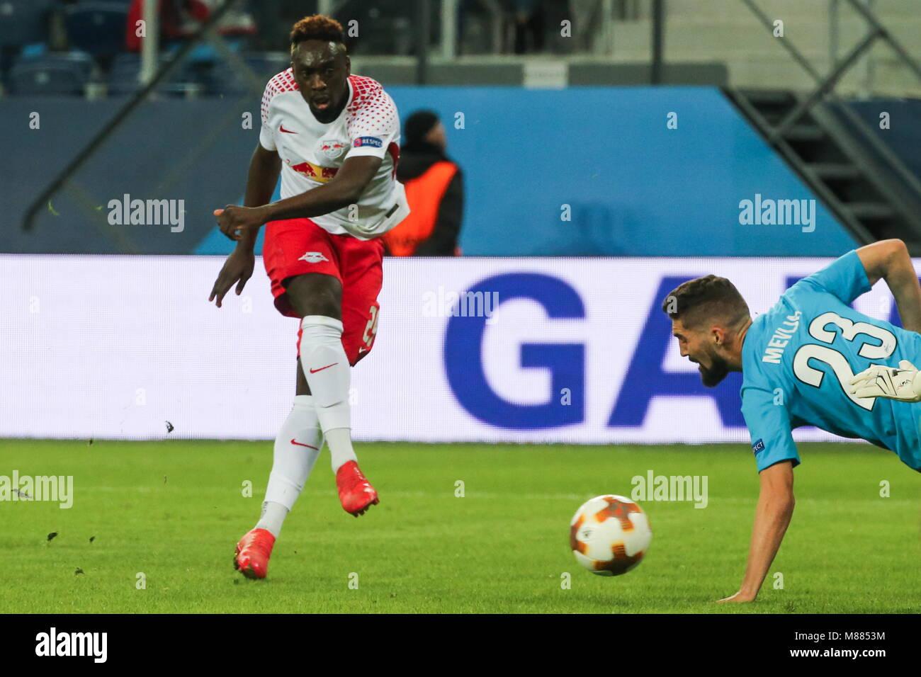 Maglia Home RB Leipzig Jean-Kévin Augustin
