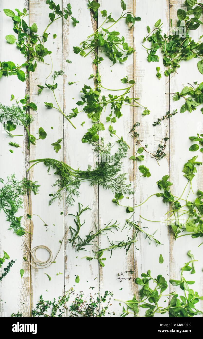 Kitchen Herbs Immagini & Kitchen Herbs Fotos Stock - Alamy