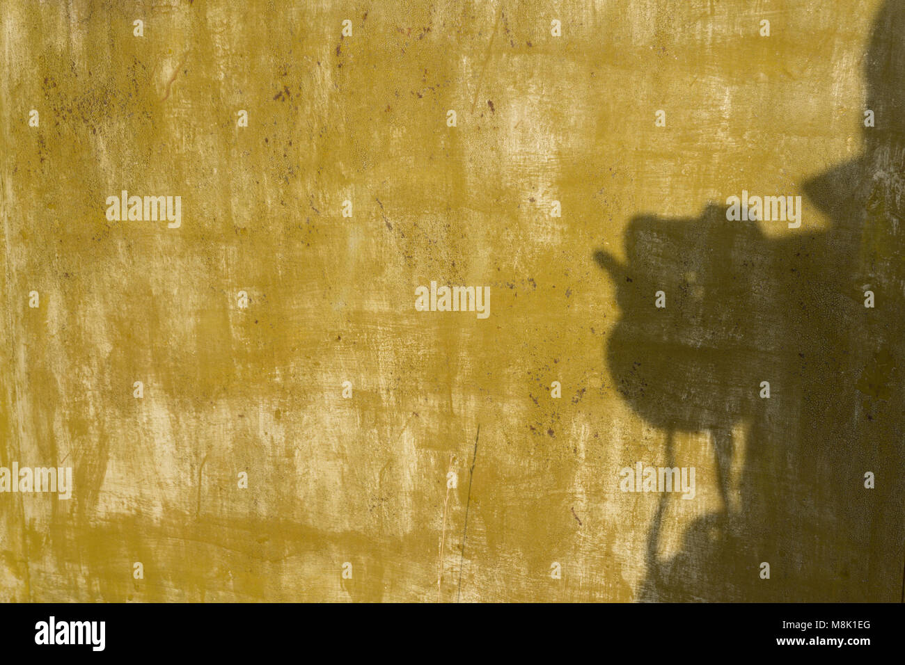 Gold metallic paint immagini & gold metallic paint fotos stock alamy