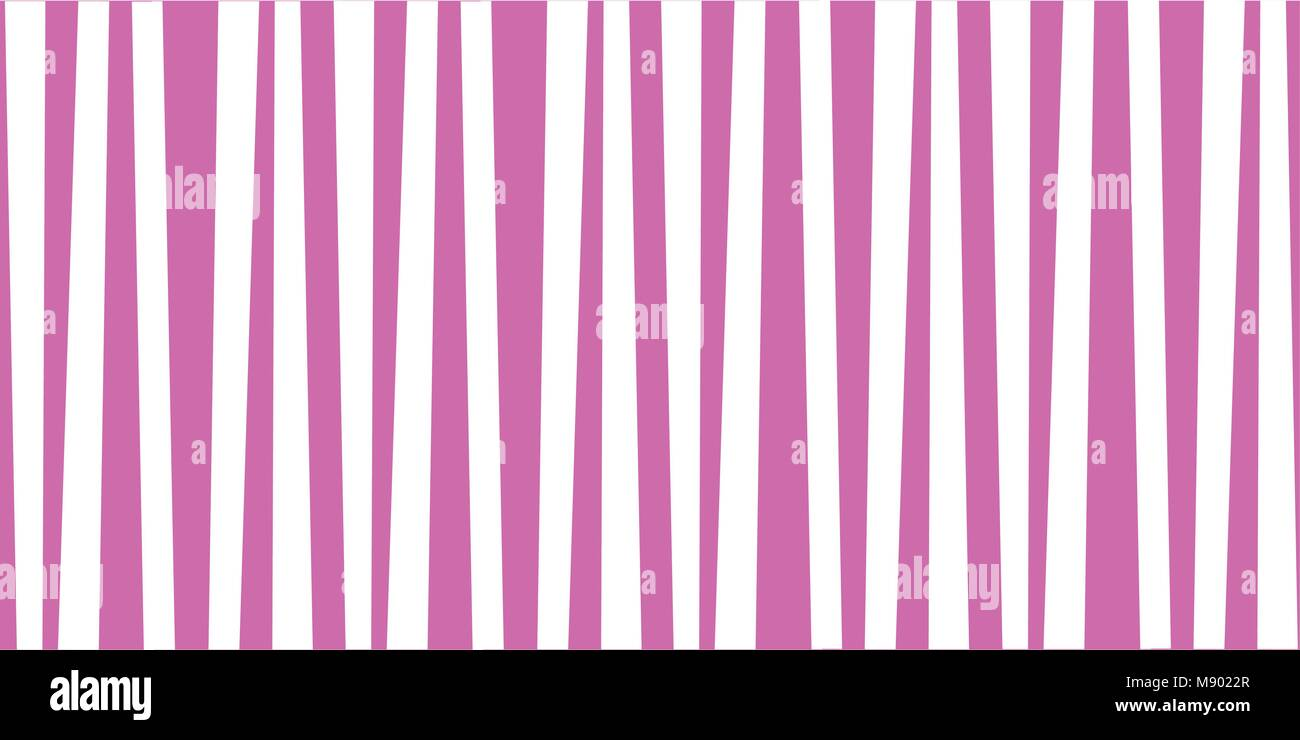 Abstract Verticale Pattern A Strisce Rosa E Bianco Simpatico Baby