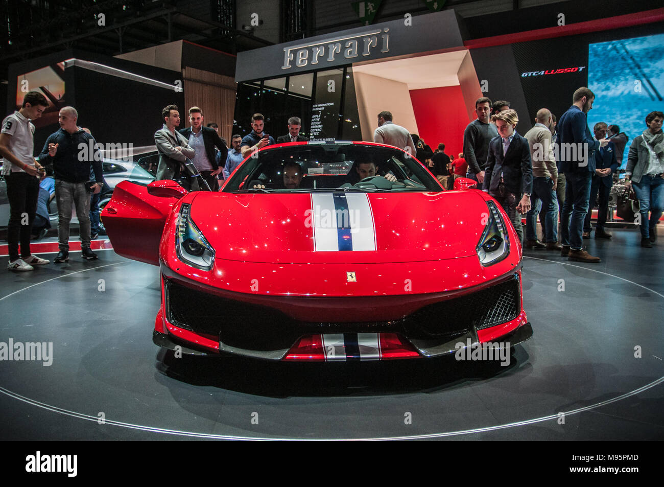 700b92d7a4 Ferrari 488 Gt3 Immagini   Ferrari 488 Gt3 Fotos Stock - Alamy