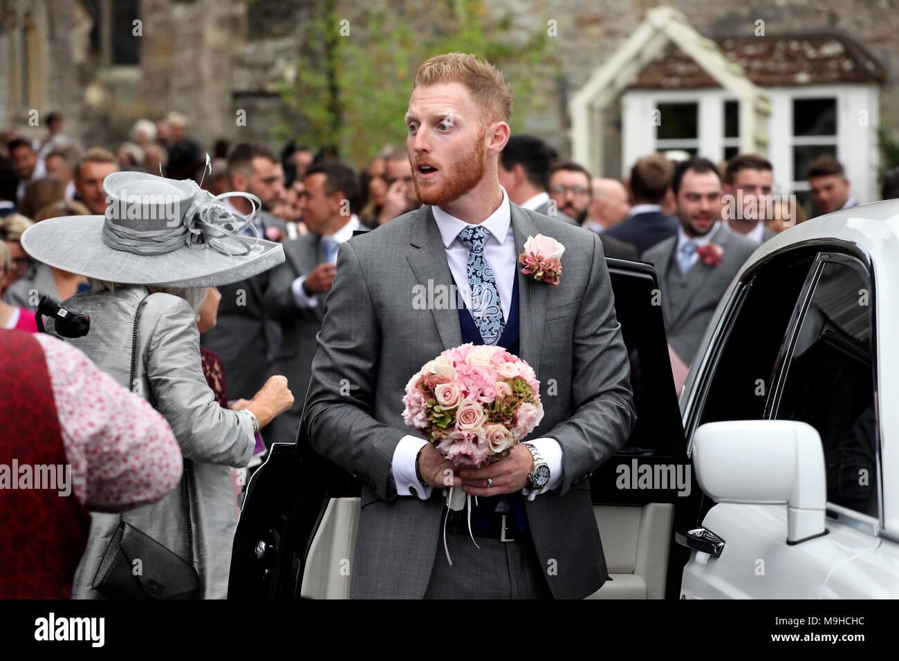 Matrimonio In Inghilterra : Il matrimonio di inghilterra cricket star ben stokes a claire