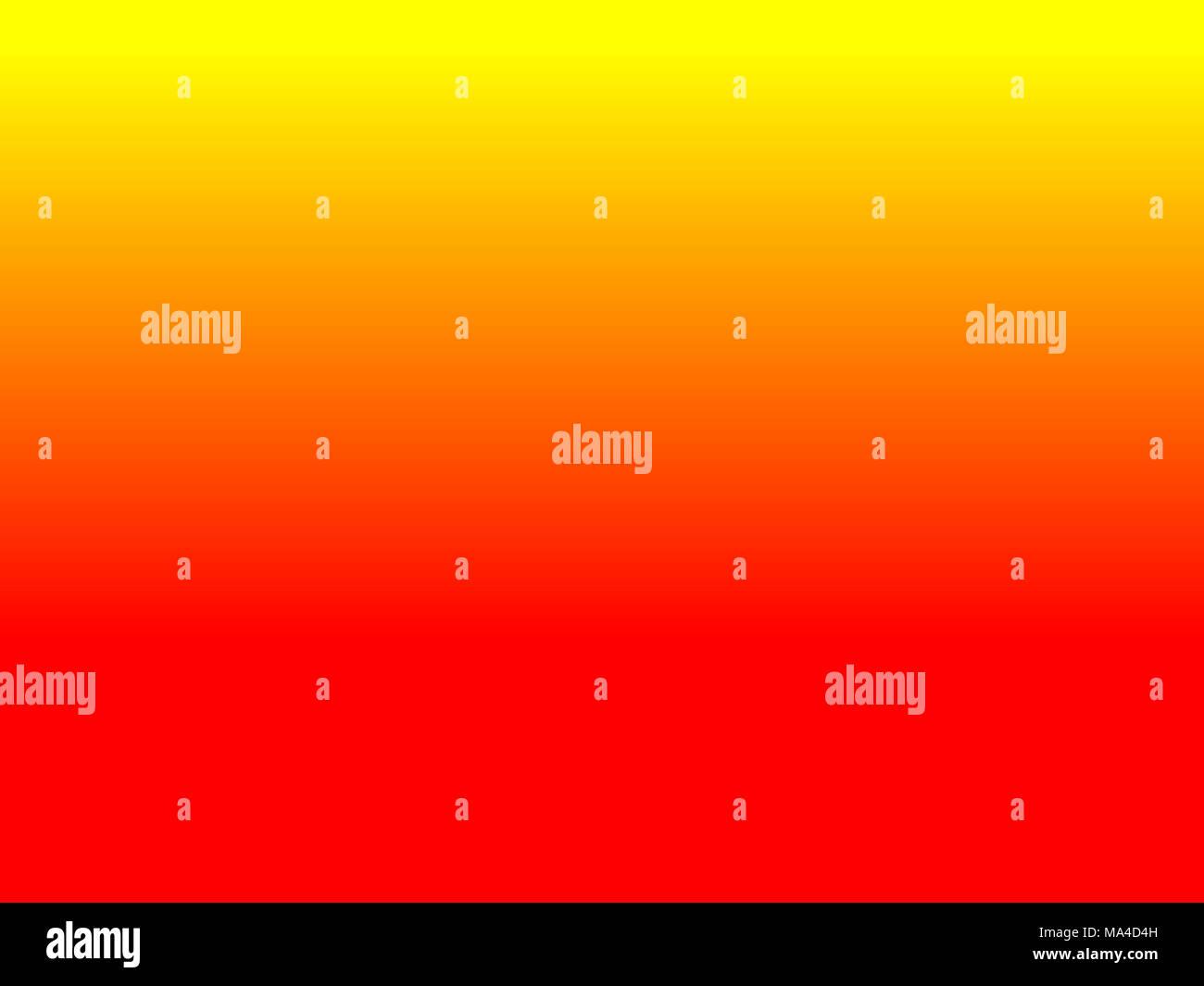 Abstract Pubblicità Gradiente Dello Sfondo Rosso E Giallo Modello Di