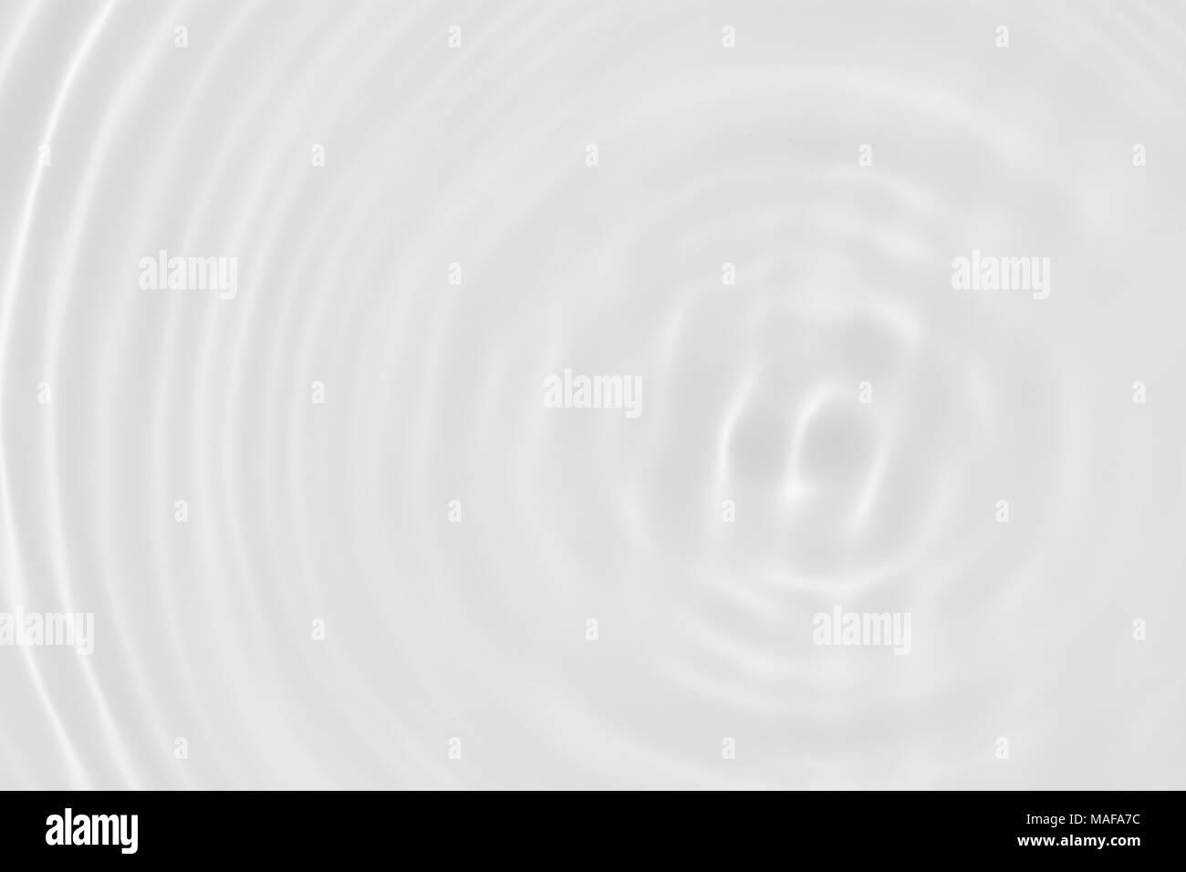 Onda bianco astratti o acqua texture di ondulazione Immagini Stock