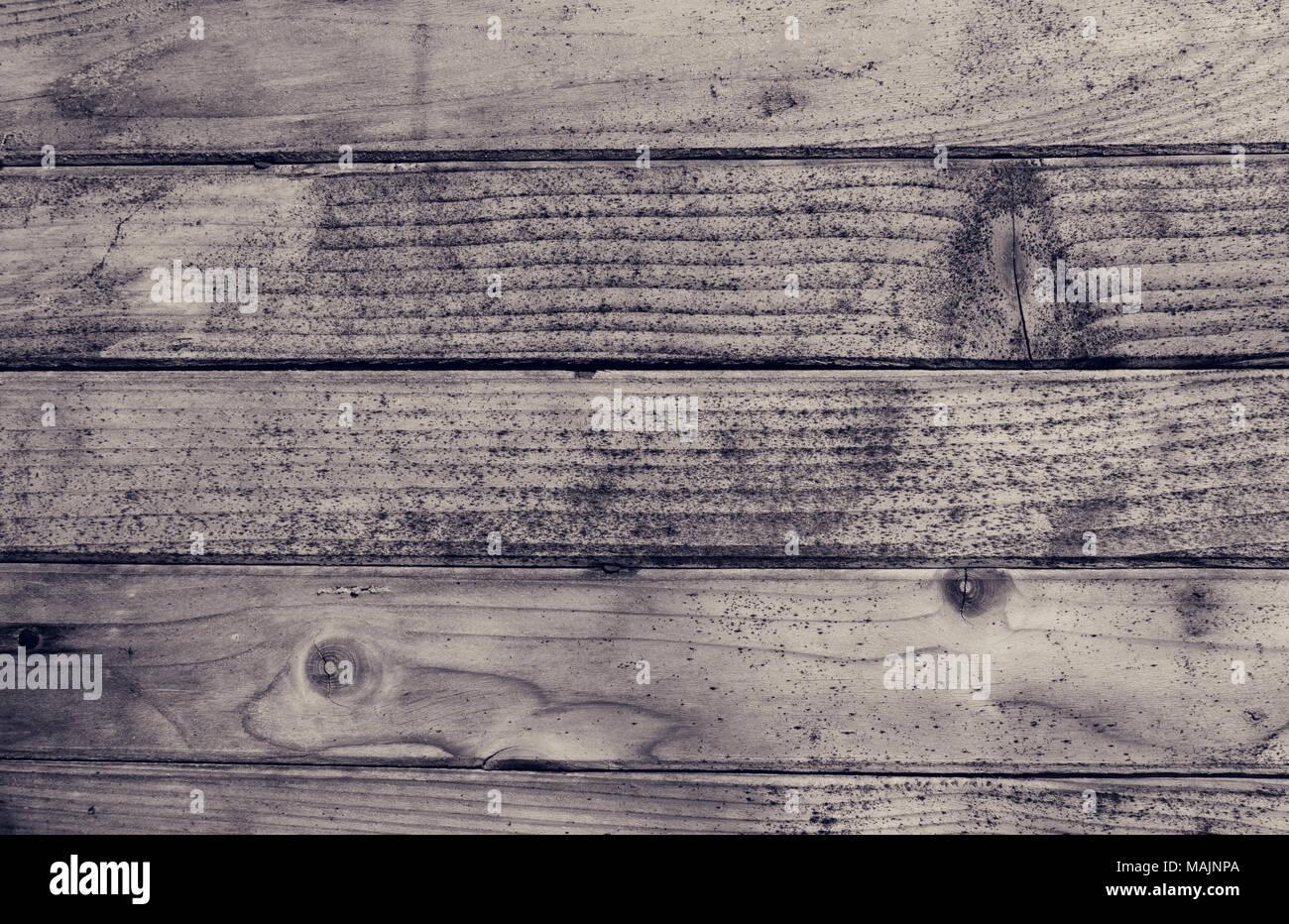 Legno Bianco E Nero : Il vecchio bianco e nero texture di legno per lo sfondo vintage