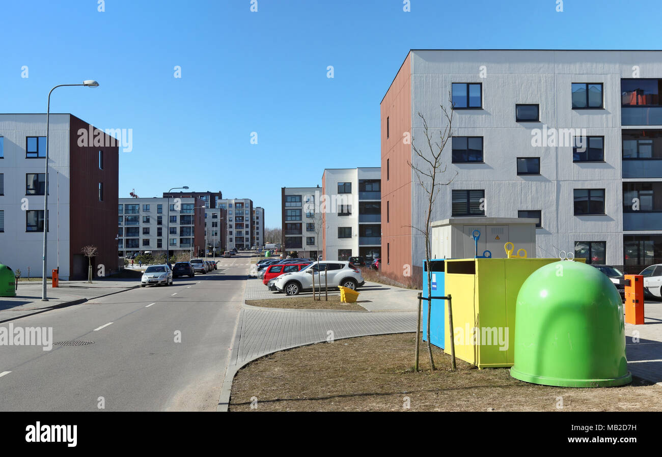 Interesting vilnius lituania marzo il nuovo case moderne - Come riscaldare la casa ...