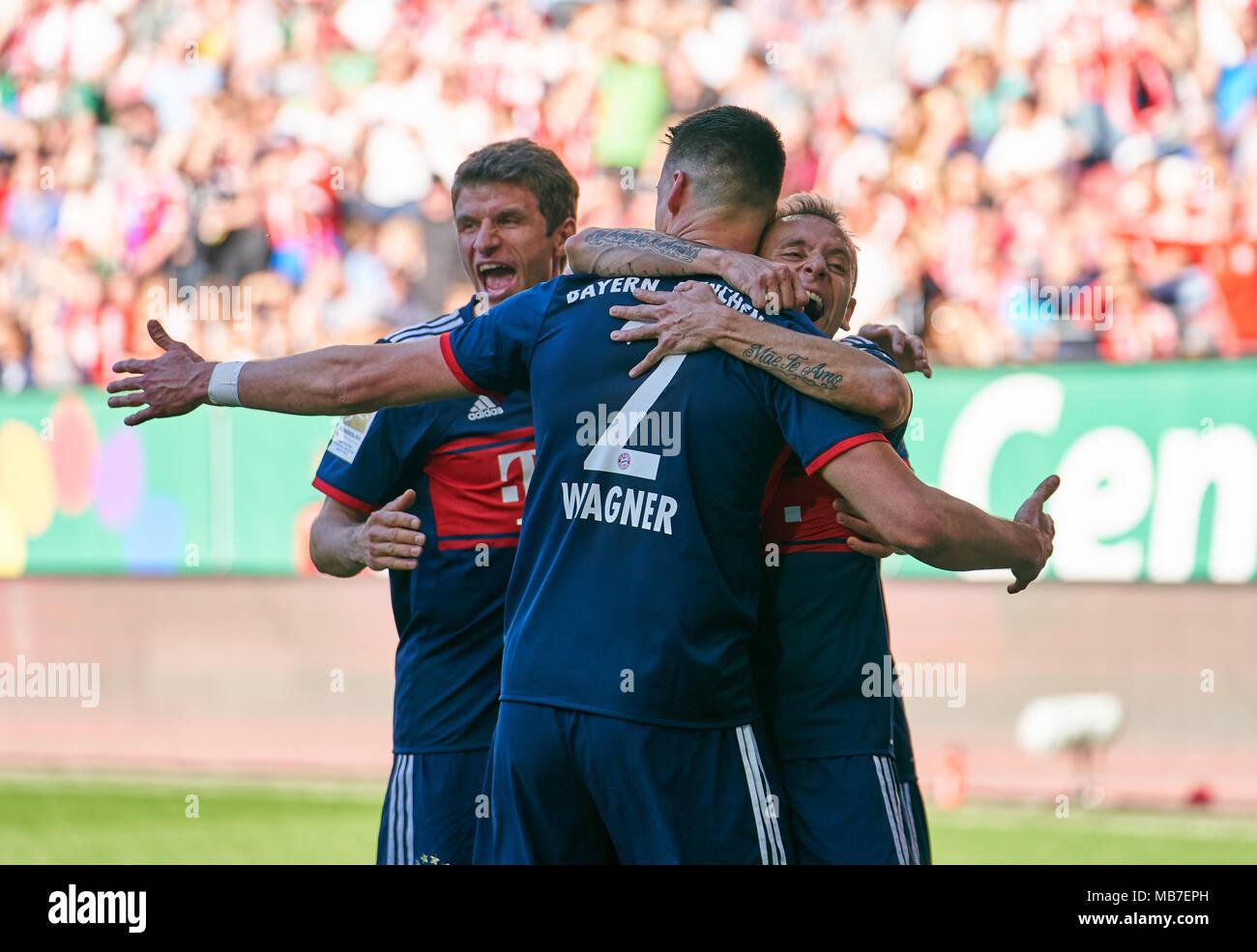 Seconda Maglia FC Bayern München Sandro Wagner