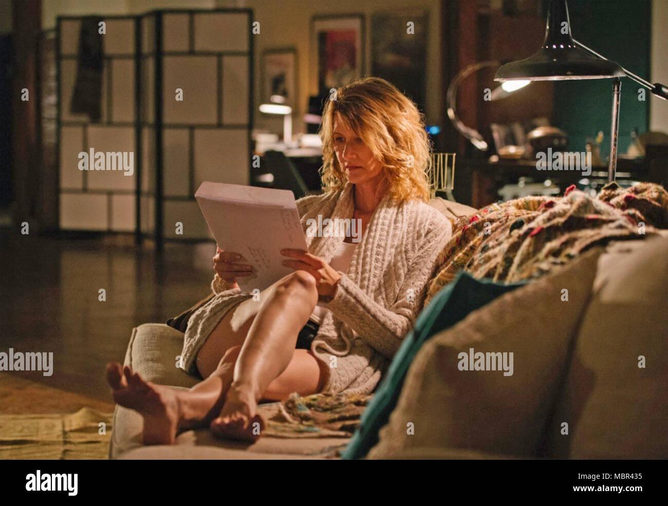 Il racconto 2018 HBO film con Laura Dern Immagini Stock