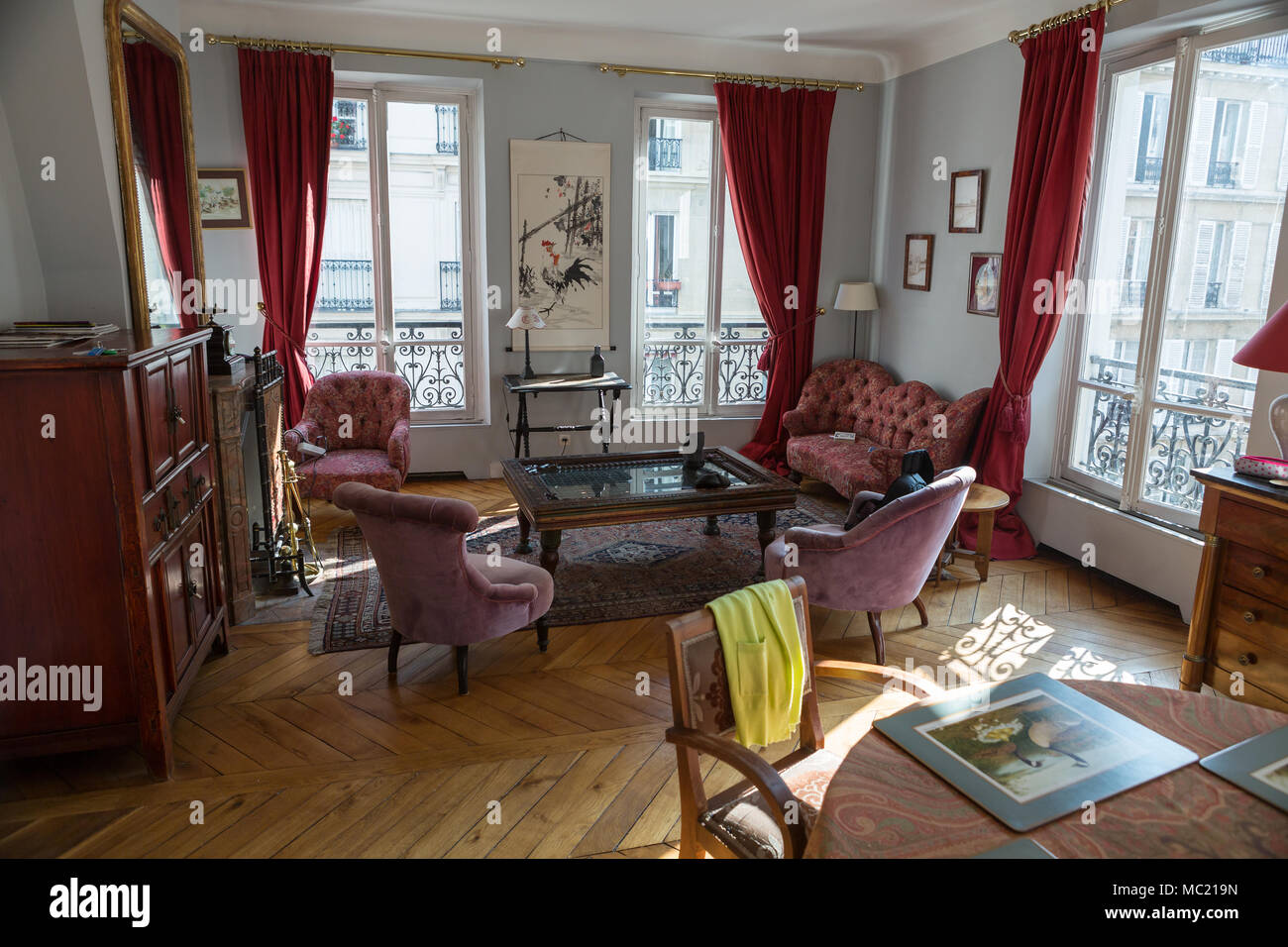 Monolocali In Vendita A Parigi appartamento interno di parigi immagini & appartamento