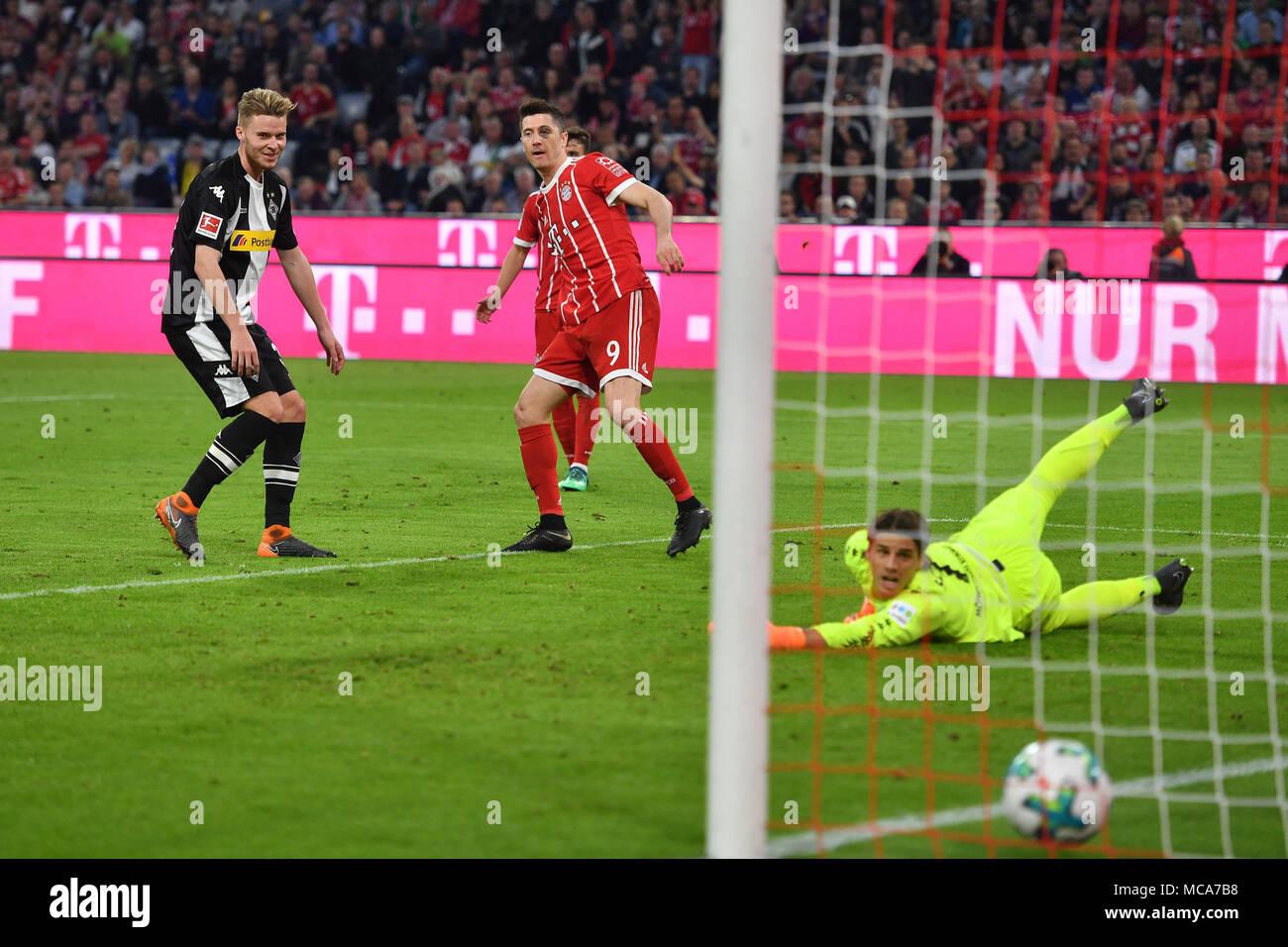 Allenamento FC Bayern München portiere