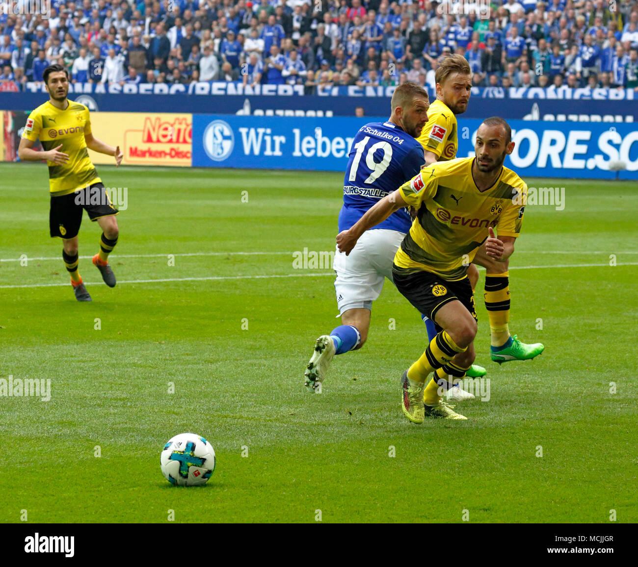 Seconda Maglia FC Schalke 27Guido Burgstaller
