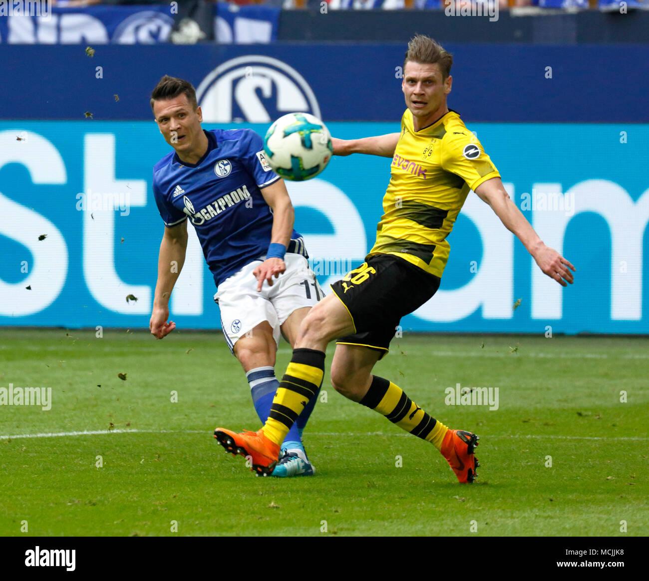 Seconda Maglia FC Schalke 12Matija Nastasic