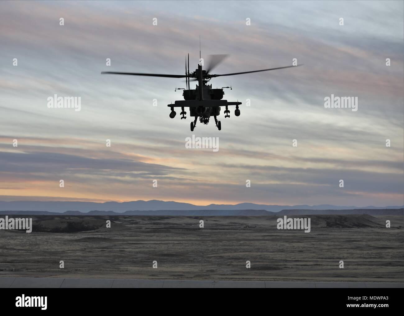 Elicottero Quarto : Un ah elicottero dalla società b quarto attacco battaglione
