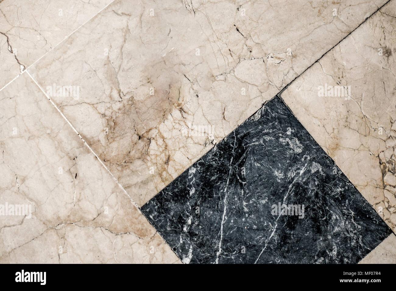Pavimento con piastrelle di marmo sullo sfondo foto immagine